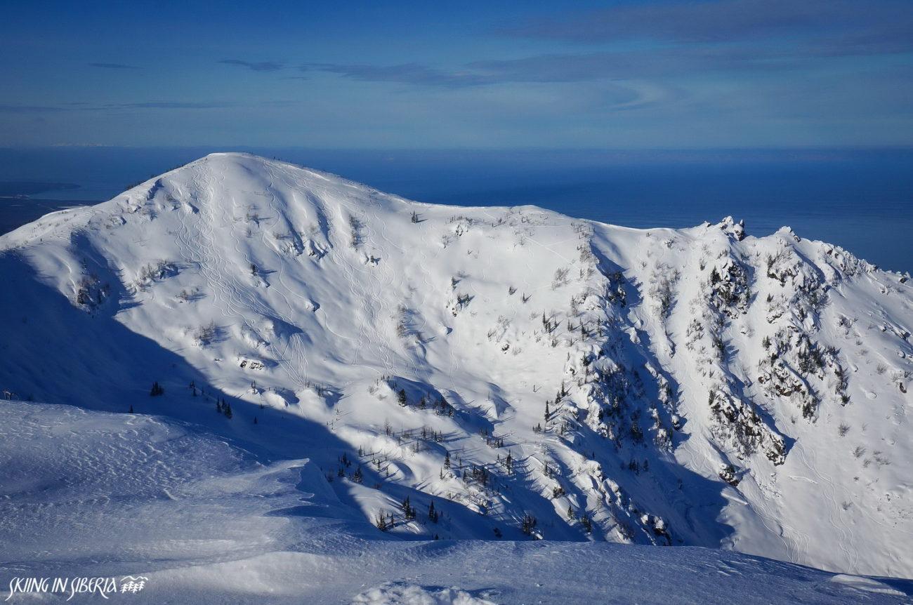 Lake Baikal Skitouring  Skiing In Siberia